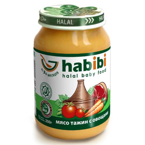 Детское питание Habibi