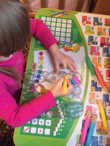 винтажные краски, детское творчество