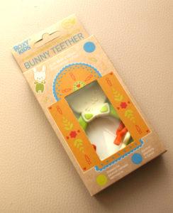 Универсальный прорезыватель Bunny Teether от Roxy Kids
