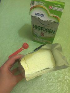 Молочный напиток Nestogen 3