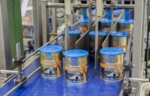 Как определить качество смеси на козьем молоке