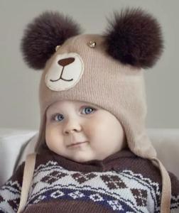 бренды зимних шапок от 0 до 3 лет