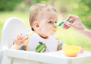 бренды органического питания для малышей