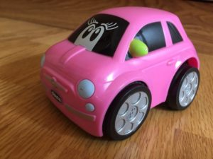 Turbo Touch Fiat 500