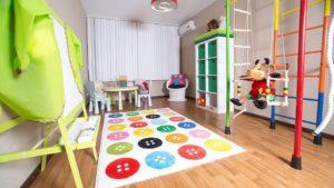 Детские игровые комнаты в Екатеринбурге