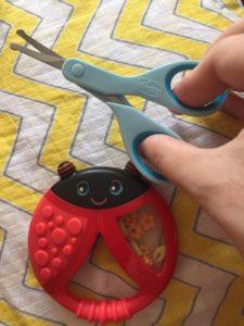 Маникюрные ножницы Chicco
