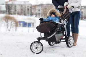 бренды зимних колясок
