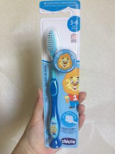 Зубная щетка Chicco