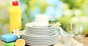 Средство для мытья детской посуды