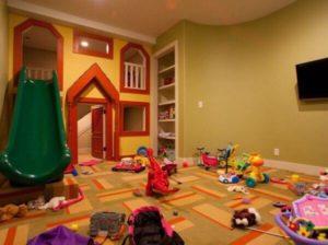 Детские игровые комнаты в Сочи