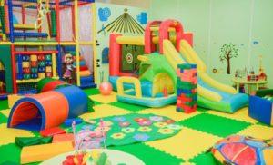 Детские игровые комнаты в Санкт-Петербурге