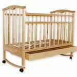 кровать деревянная для ребенка