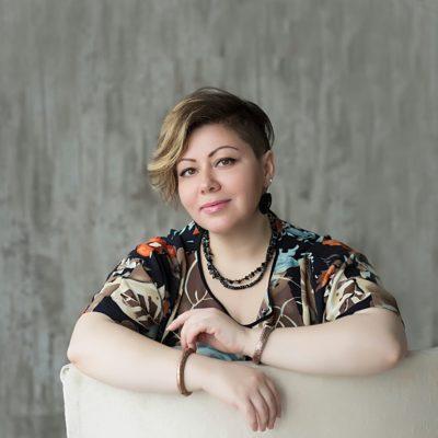 Анна Новосёлова