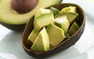 мякоть авокадо