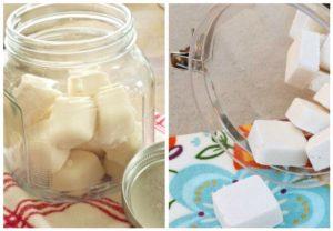 Натуральные средства для уборки на кухне