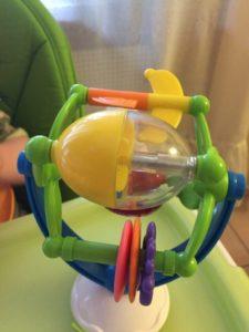 """Веселая игрушка Chicco """"Музыкальные фрукты"""""""