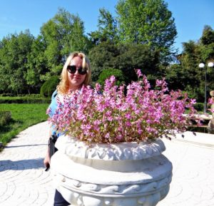 Сочи-город парков и цветов.