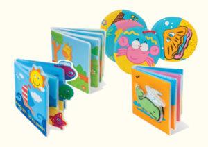 Развивающие книги для самых маленьких