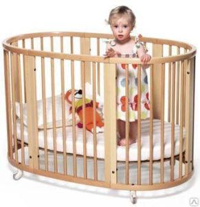Детский манеж: как правильно выбрать и советы по безопасности