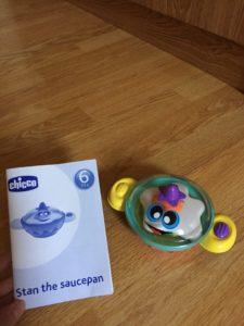 "Музыкальная игрушка ""Кастрюлька"" Chicco"