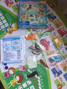 Набор для детского творчества «Aquabeads. Animals Friends Set»
