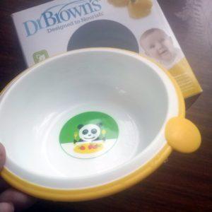Набор глубоких тарелок, Dr.Brown