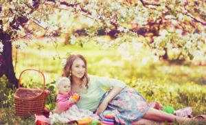 Фотосессия мамы и малыша: идеи и правильная организация