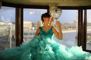Галерея красивого платья или Как стать принцессой?, Вера Марутьянц, Санкт-Петербург