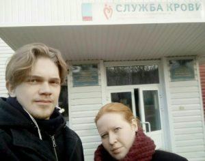 Корепанова Ирина - донор