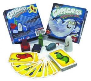 Обзор детских настольных игр