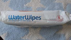 Влажные салфетки Water Wipes