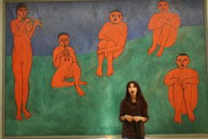 """Наталия Миллер: """"С самого детства я мечтала стать художником"""""""