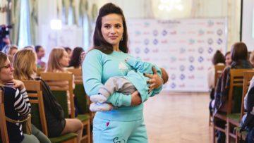 Дефиле Family Look Карины Гугниной, Playdate, октябрь 2018
