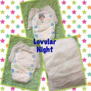 Обзор детских трусиков-подгузников: Mepsi; Lovular Hot Wind; Lovular Night; YokoSan; Elibell