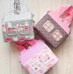 Мягкие кукольные домики для маленьких принцесс