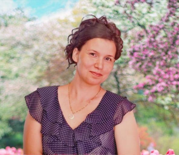 """Альбина Садыкова: """"Я где-то слышала о том, что дети приходят в нашу жизнь, чтобы научить нас чему-то. Действительно, это так"""""""