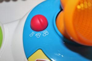 Развивающая игрушка Сhicco Маленькая звездочка пианино dj mixer