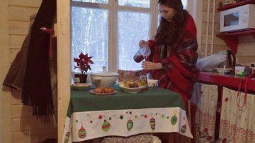 Экотуризм. Вишнёвый домик Марии Антоновой