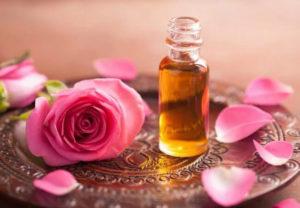 Эфирное масло с экстрактом розы