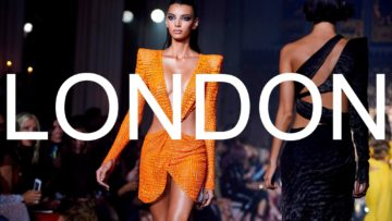 Удалить элемент: London Fashion Week