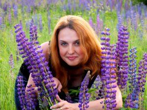 """Анастасия Кокорева: """"Растения в эпоксидной смоле – это неповторимо!"""""""