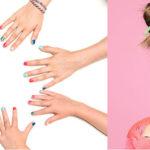 Rosajou - детский лак для ногтей