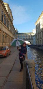 Анастасия Комина: «В Санкт-Петербурге дети – лучшие туристы!»