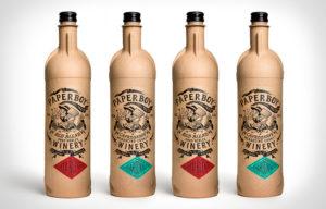 Бутылки из картона
