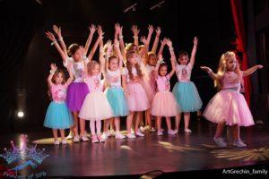 """Анна Пшеченко: """"В течение месяца мы учим девочек, как стать принцессами"""""""
