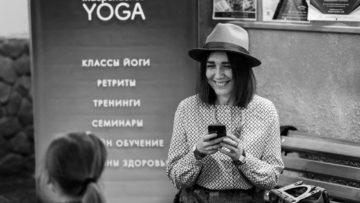 Репортаж с фестиваля YogArt