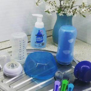 """Пена для мытья детской посуды """"Wonder lab Bubble Universe"""""""