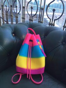 Силиконовый рюкзак Trunki