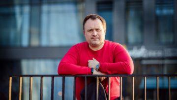 """Интервью с Алексеем Рябковым, телеведущим, автором системы целительства """"Энергия Души"""""""