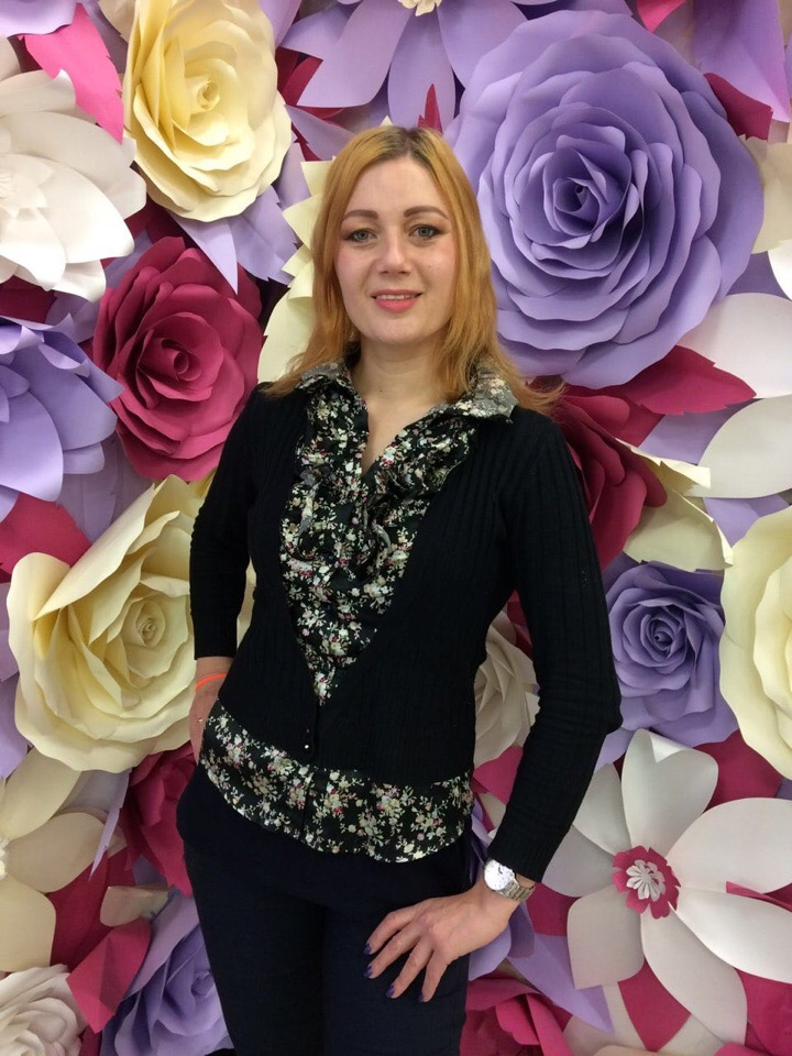 Владлена Чикова